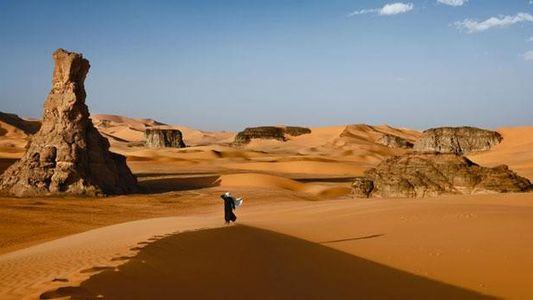 Galerie: Tuareg: Die wilden Kerle der Sahara