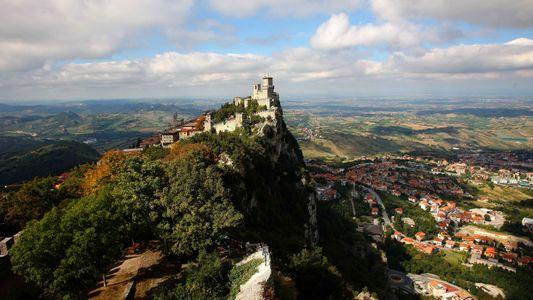 San Marino: Das am wenigsten besuchte Land Europas