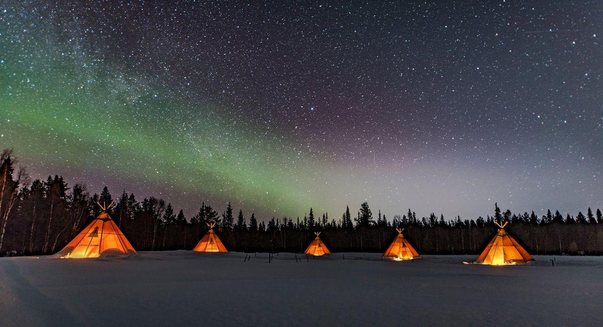Sápmi Nature Camp