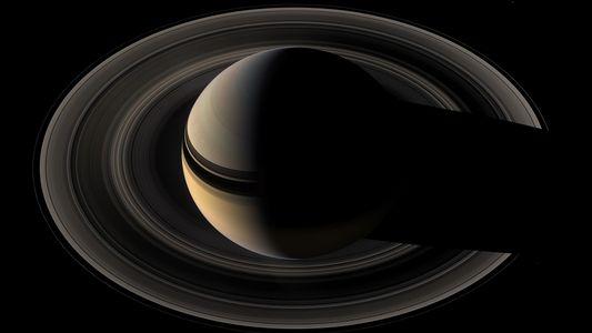 Galerie: So gut sind die Ringe des Saturn erst 2023 wieder sichtbar