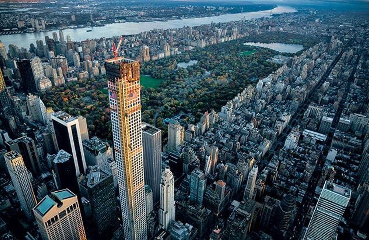 Schandmal der Skyline oder architektonisches Wunder?