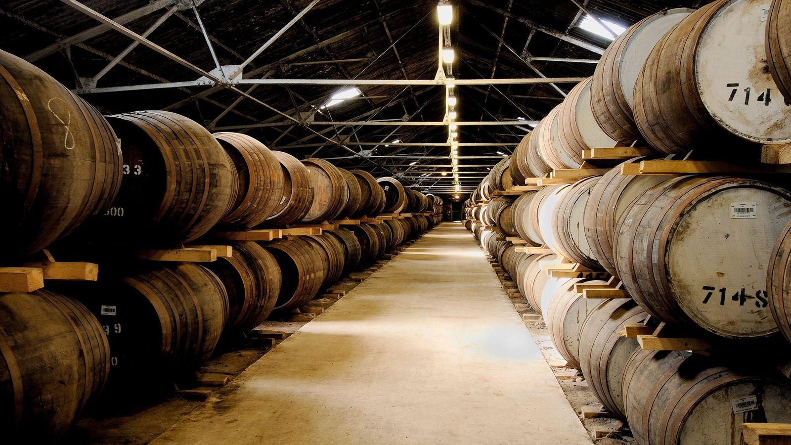 Die Brennerei Glen Moray begann 1897 in Speyside mit der Whisky-Herstellung. Viele der historischen Destillerien des ...