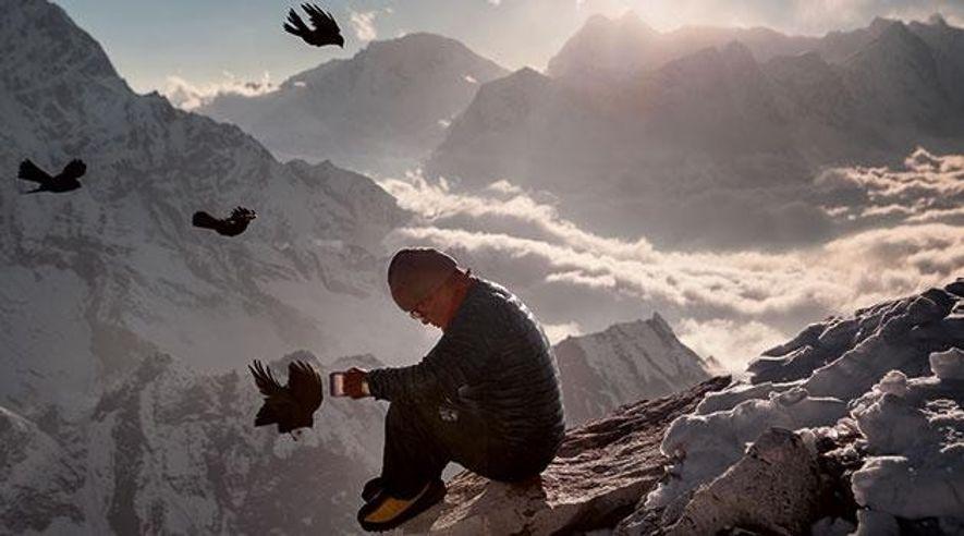 Leben und Sterben am Everest