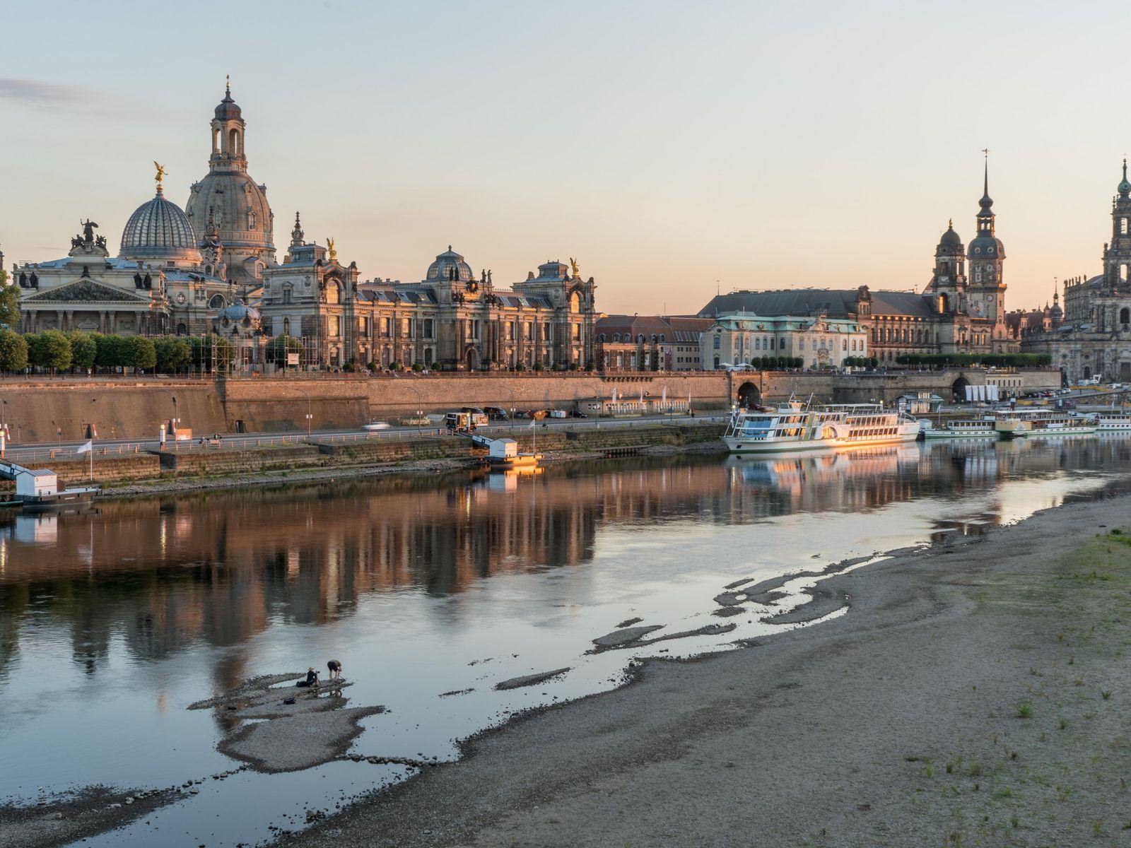Deutschland, als Nation, ist führend in der Wasserwirtschaft. Aber jeder Tropfen, den wir jetzt einsparen, wird ...