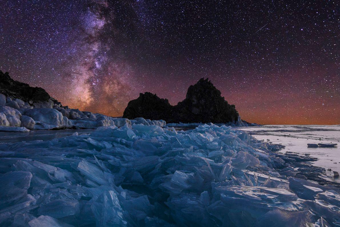Sterne über See