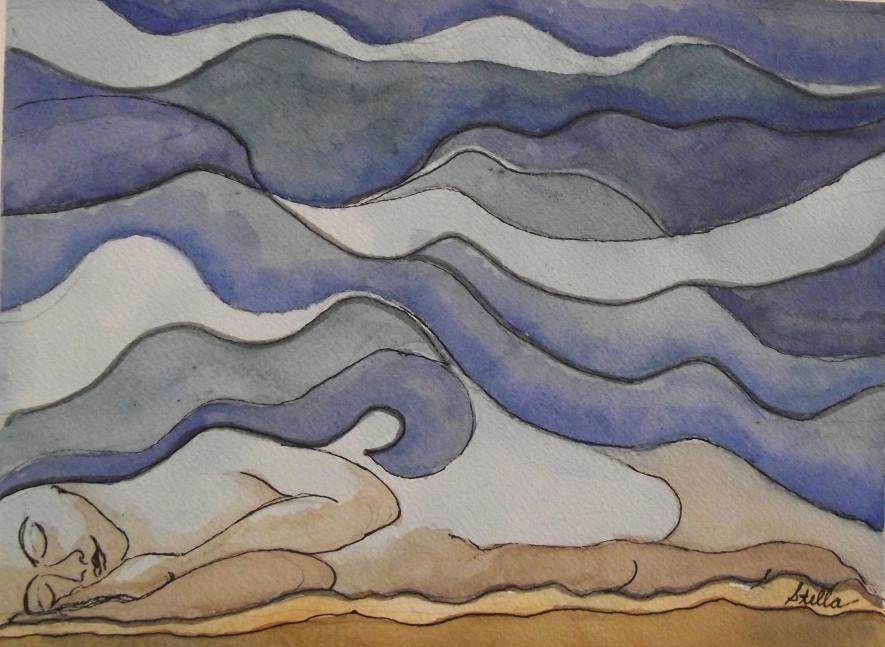 """""""Traum unter einem Wüstenhimmel"""""""