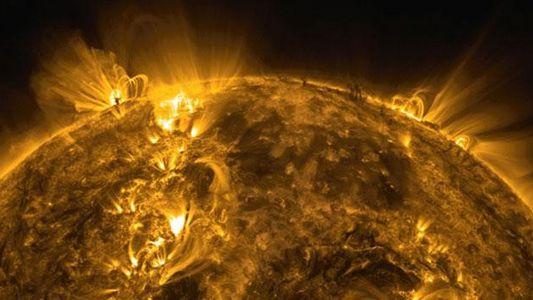 Sonnenstürme: Das wird heiß!