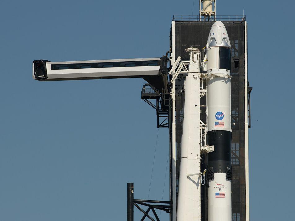 NASA & SpaceX: Die kommerzielle Raumfahrt hebt ab