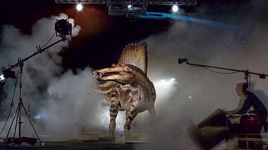 Galerie: Spinosaurus – Mister Big