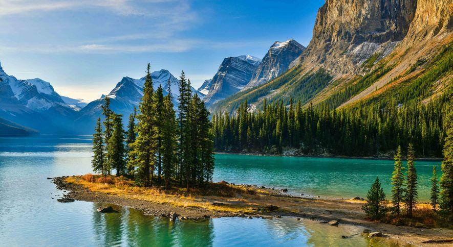 Albertas bester Roadtrip: Kanadas majestätische Berglandschaften
