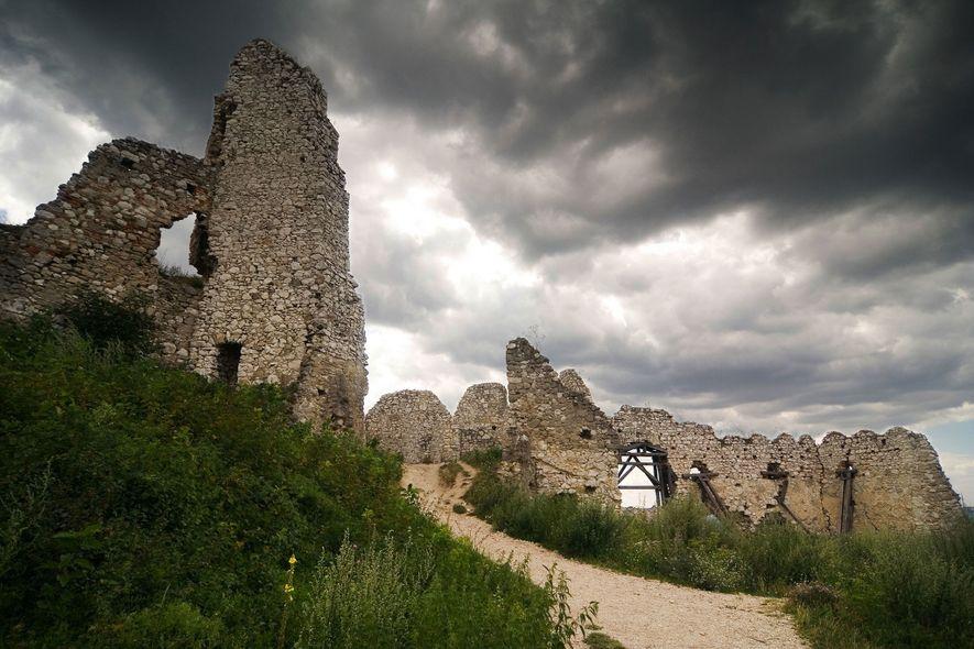 Čachtice Castle, Slovakia