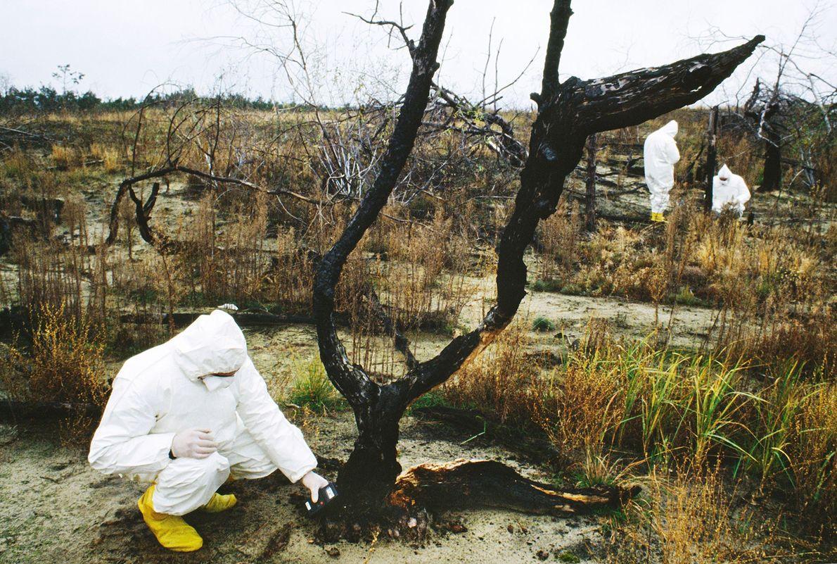 Chernobyl Exclusion Zone, Ukraine