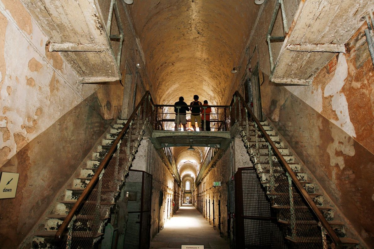 Eastern State Penitentiary, United States