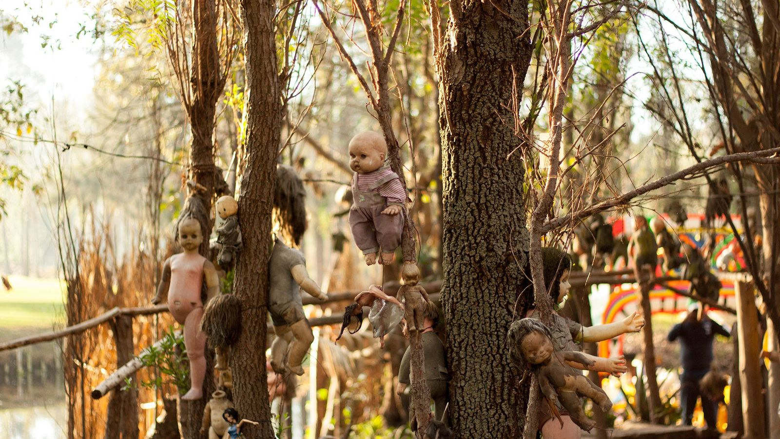 Island of Dolls, Mexico