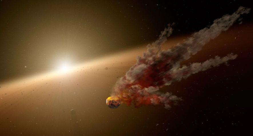 """Zerstörter Planet oder Alien-Megastruktur? Warum flackert dieser mysteriöse """"Stern""""?"""
