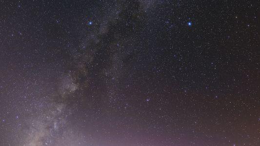 Feuerregen vom Halleyschen Kometen