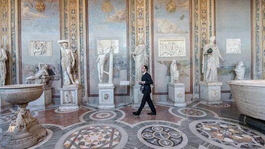 Galerie: Der Mann mit den Schlüsseln zum Vatikan
