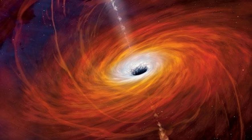 Schwarze Löcher: Sternenfresser