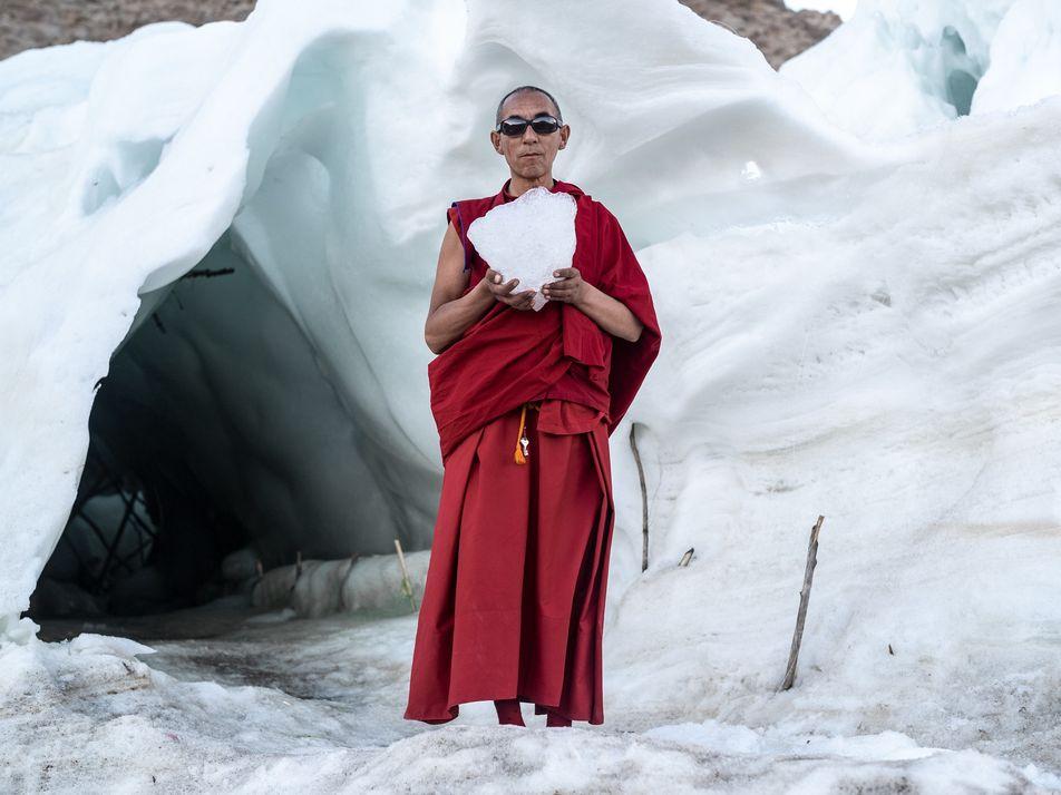 Galerie: Selbst gemachte Gletscher