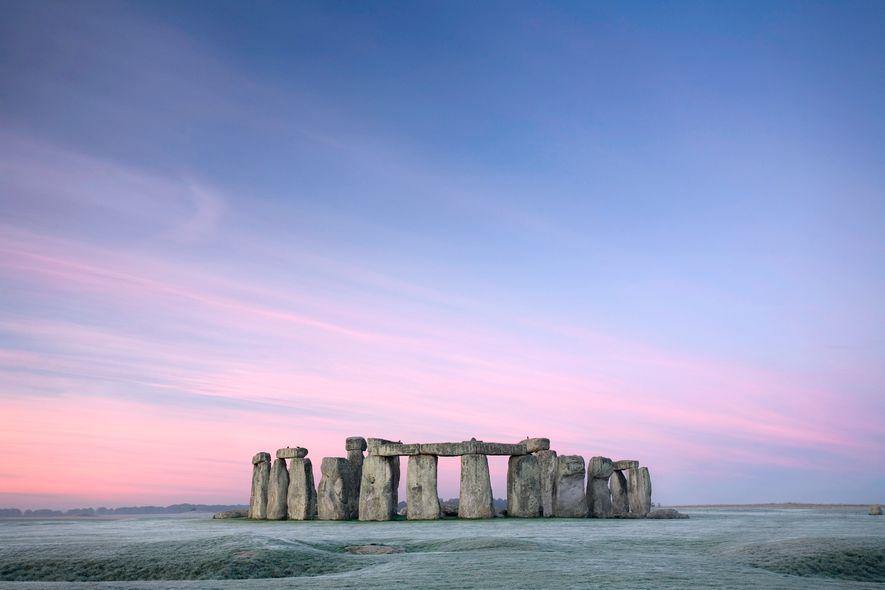 Sieben antike Stätten, die angeblich von Aliens erbaut wurden