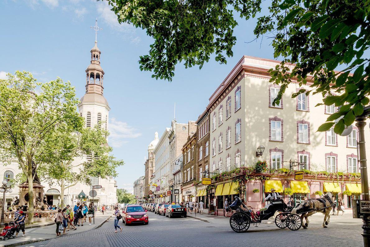 Rue de Jardins