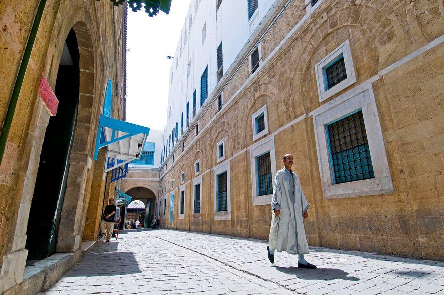 Medina von Tunis, Tunesien