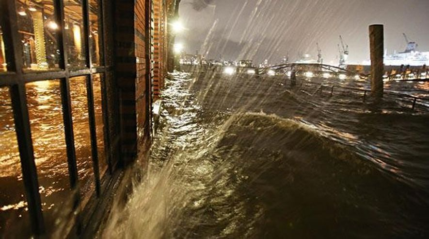 Steigender Meeresspiegel: Der Kampf hat begonnen