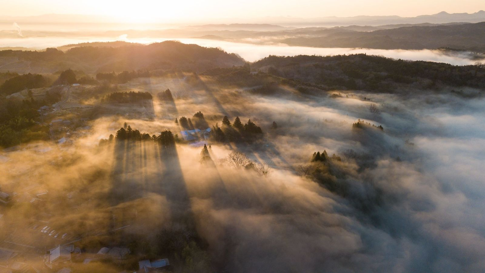 21 Momentaufnahmen – Die Atmosphäre des Lichts
