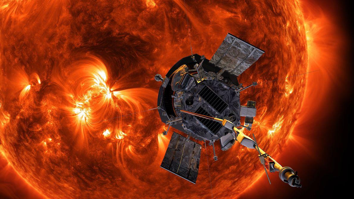 NASA-Sonde soll das Zentrum der Sonne erforschen
