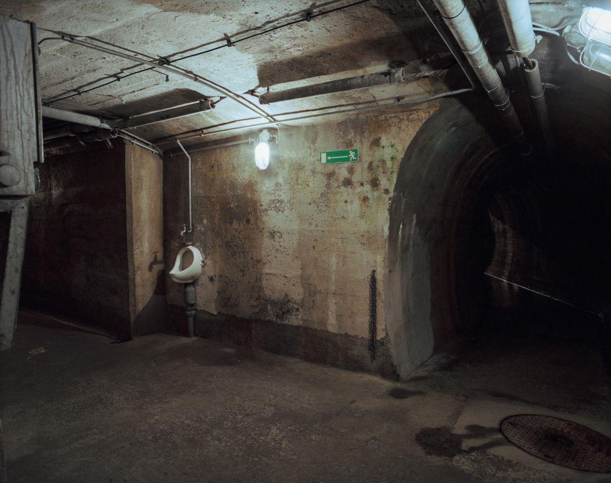 Urinal, Festung Cindey