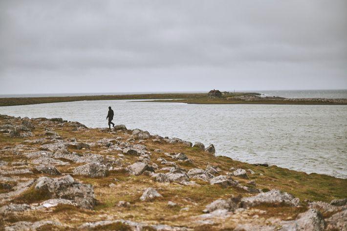 Tag 1: Hoch im Norden. Unser auserwählter Startpunkt ist Rifstangi, einer der zwei nördlichsten Punkte Islands. ...
