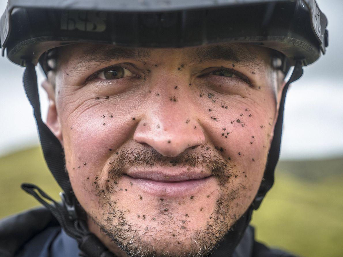 Tag 11: Von der Reise gezeichnet: Florian Bison hat die Biketour durch Island fotografisch dokumentiert. Der ...