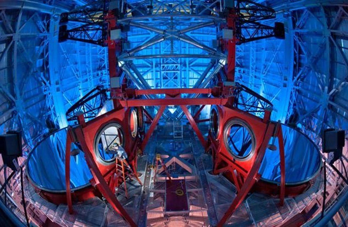 Teleskop in Tucson Arizona