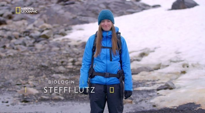 Steffi Lutz, National Geographic Explorer und Biologin