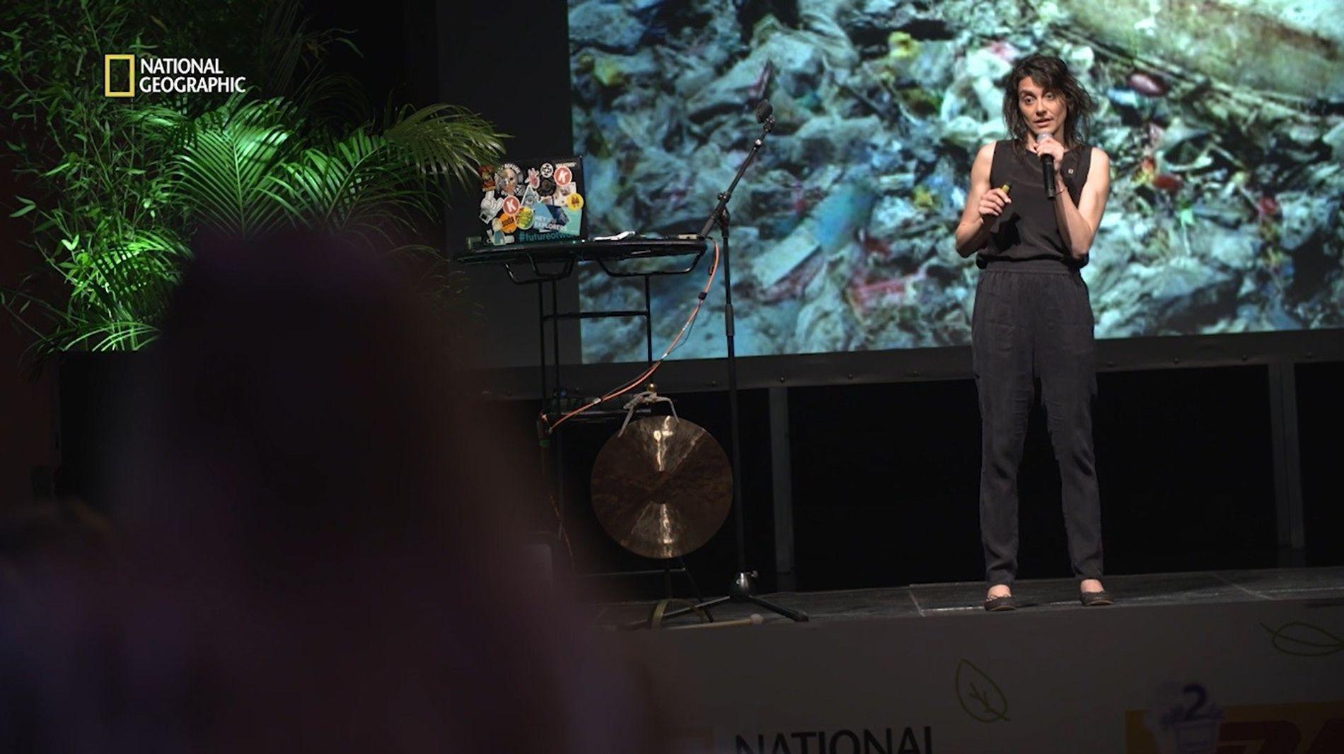 Explorer Camp – Climate Edition: Interview mit Martina Capriotti