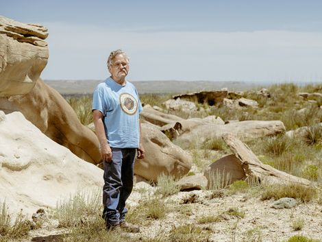 Edmonds Urzeitreich: Interview mit Dino-Hunter Peter Larson