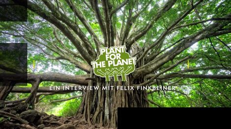 Aktion Wald: Felix Finkbeiner