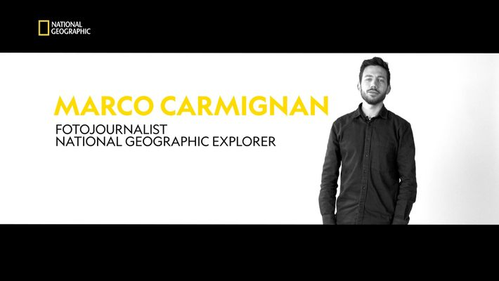 National Geographic Explorer: Marco Carmignan
