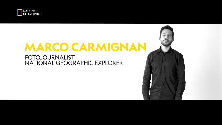 National Geographic Explorer: Marco Carmignan