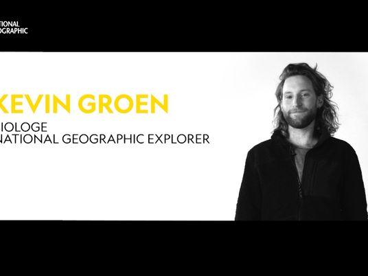 Explorer Kevin Groen: Was die Mahlzeit eines Löwen über sein Ökosystem aussagt