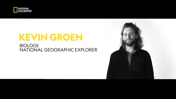 National Geographic Explorer: Kevin Groen