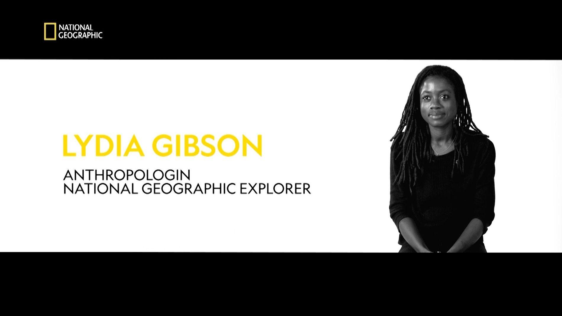 Explorer Lydia Gibson und die letzten Taíno-Ureinwohner Jamaikas