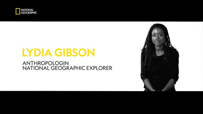 National Geographic Explorer: Lydia Gibson