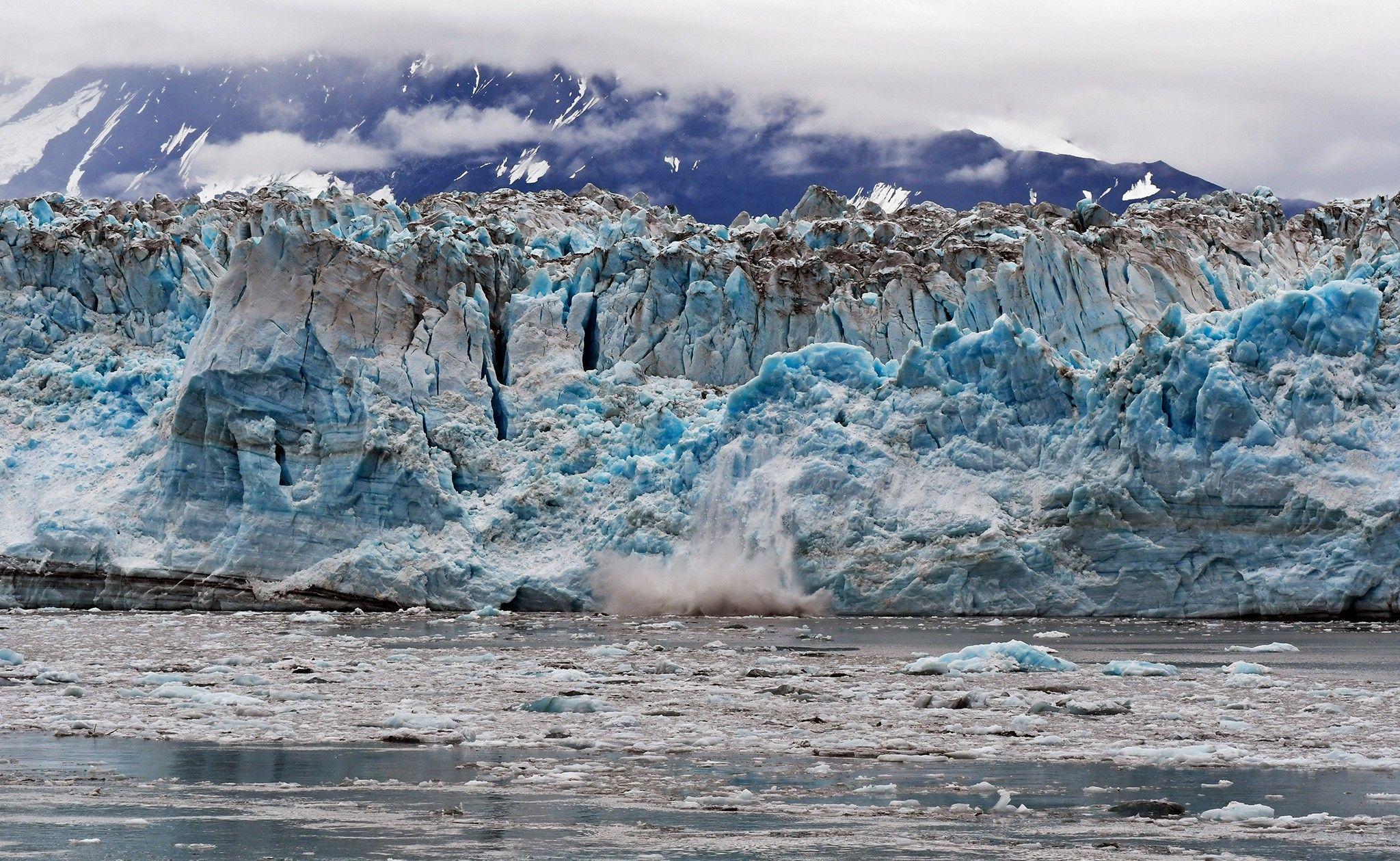Alaskas Gletscher schmelzen 100 Mal schneller als gedacht | National Geographic