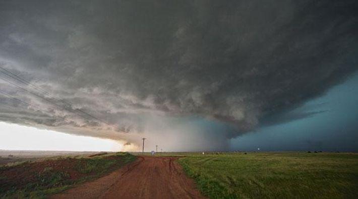 Tornado jagd