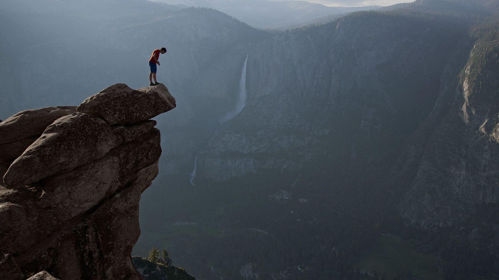 Bezwingt den El Cap und erhaltet einen ersten Blick in den Film!
