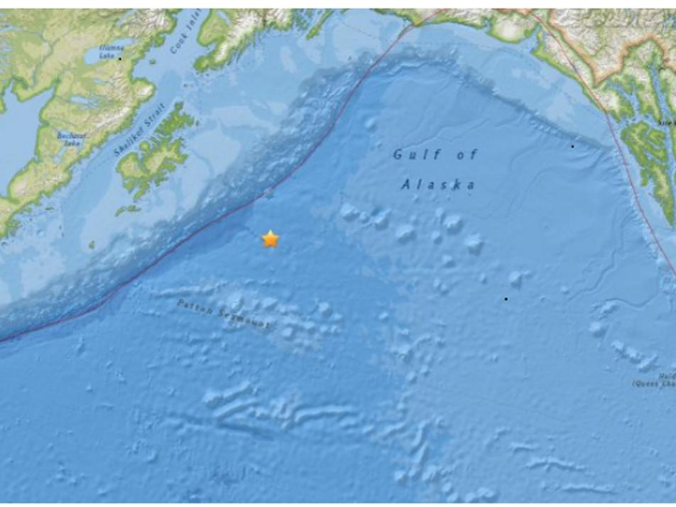 1.000 Erdbeben pro Monat: Alaskas gefährliche Lage