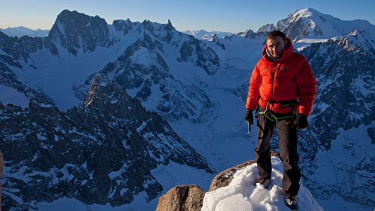 Abenteurer des Jahres Ueli Steck beim Klettern am Mount Everest tödlich verunglückt
