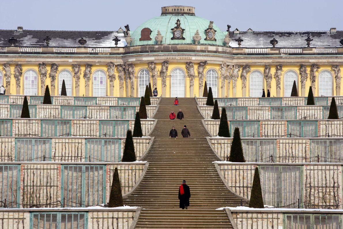 Schlösser und Parks von Potsdam und Berlin