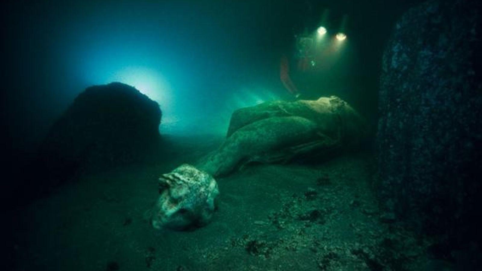 Unterwasserfund